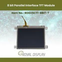 8 Bit-T LCD Module