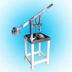 Manual Soap Stamping Machine