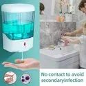 Automatic Hand Sanitizer & Soap Dispenser