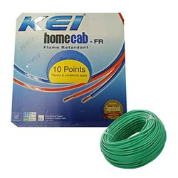 Copper KEI 1.5 sqmm Electrical Wires, 90m, 1100 V