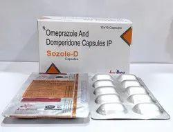 Omeprazole 20mg And Domperidone 10mg Capsules