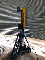 Hydraulic Jacks for Lifting of Silos