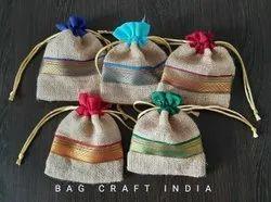 Jute Gift Bags (PB202101)