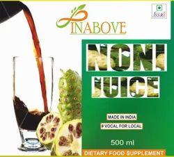 Noni Juice with Crucumin