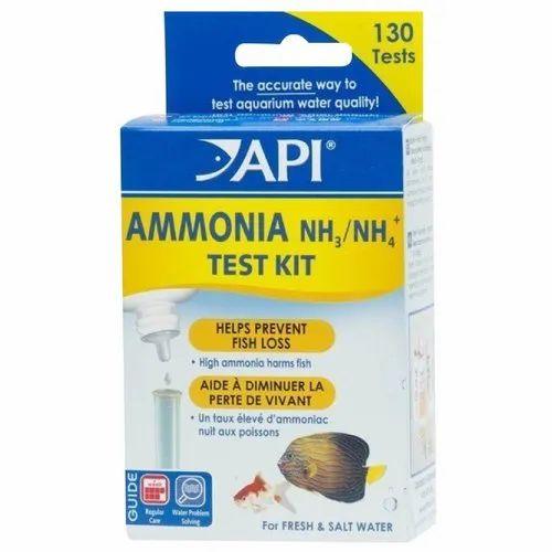 API Ammonia Test Kit For Water Testing