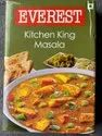 Everest Kitchen King Masala, Packaging Size: 500g, Packaging Type: Box
