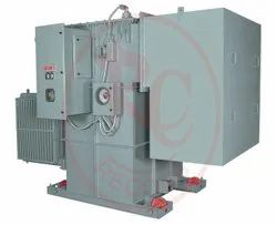Rolling Contact Type Voltage Controller