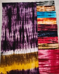 Exclusive tie dye nighty piece