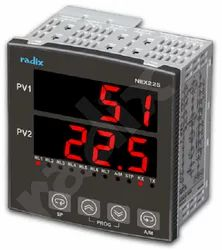 DUAL CHANNEL - INDICATOR WITH ALARMS / PID CONTROLLER
