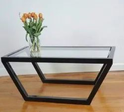 Polished Stainless Steel Table, For Home,Office, Size: 3 Feet (height)