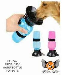 Dog Water Feeding Bottle
