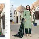 Kurti with Dupatta Wholesale Catalog 5 Pcs