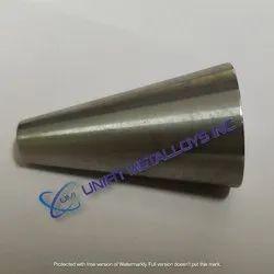 Titanium Grade 7 Tapered Tube Plug