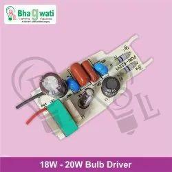 18W-20W HPF Driver For LED Bulb