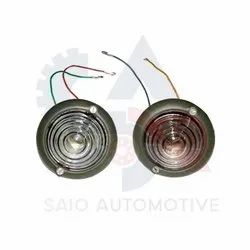 Parking Turn Signal Indicator Light For Willys MB Ford GPW CJ3D CJ-2A  Auto Spare Parts Jeep Body
