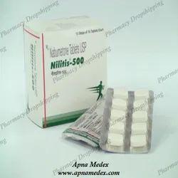 Nilitis 500 Mg Tablets