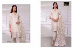 Rawayat Karachi Suits, For Party Use