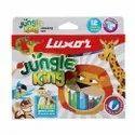 1769 Luxor Jungle King Water Colour Pens Set