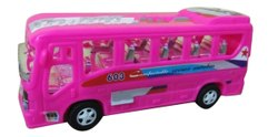 Plastic Toy Bus