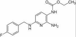 Flupiritine Maleate