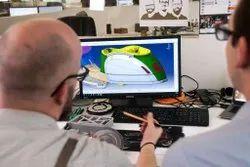 Project Based Solidworks, Solidedge 2D 3D Designing Service