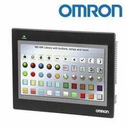 Omron HMI NB Series