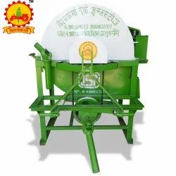 Tractor And Power Operated Chaff Cutter Machine