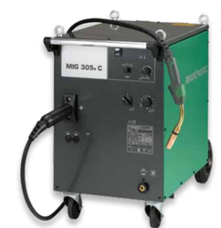 Migatronic MIG-305x C MIG Welding Machine, 40-300A