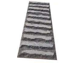 Grey Concrete Granite Kerb Stone aliwesan, Thickness: 25mm, Size: 7 X 3 Feet (l X W)
