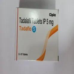 Tadalafil 5 mg Tablet - Tadaflo