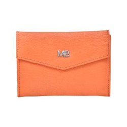 MBE/AMC/01 Cow Ndm Roto Orange Wallets