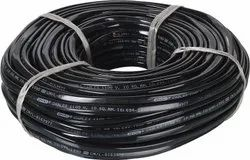 Black Aluminium Armoured Cable, 2 Core