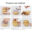 Round Wooden Humidifier