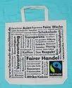 Organic Canvas Tote Shopping Bag