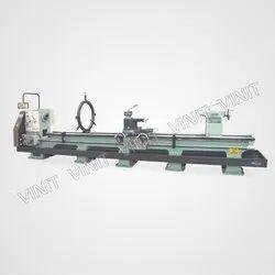 Balaji Semi-Automatic Geared Head Extra Heavy Duty Lathe Machine