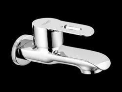Wall Mounted Chrome Stainless Steel Water Tap, For Bathroom Fitting, 200g