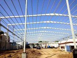 Mild Steel Industrial Fabrication