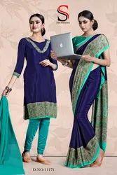 Silk Sarees And Suits