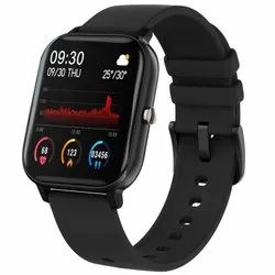 Black Metal Fire-Boltt SpO2 Full Touch 1.4 inch Smart Watch, 140g, Model Name/Number: BSW001