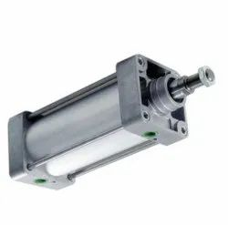 Aluminium Compact Pneumatic Cylinder, For Industrial