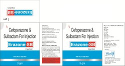 Cefoperazone And Sulbactam For Injection