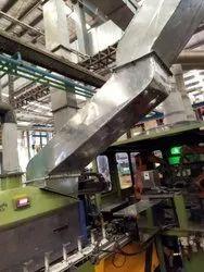 Galvanized Iron Industrial GI Ducting Service, India