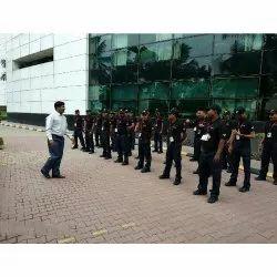 Corporate Security Guard Services