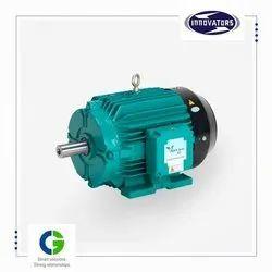 Crompton 3 Phase 180 KW / 240 HP 1500 RPM Flange Mount Non-FLP Motor, 50 Degrees Celsius