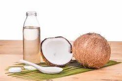 Fractioanated Coconut oil