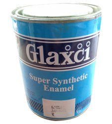 High Gloss Metal Glaxci Enamel Paint