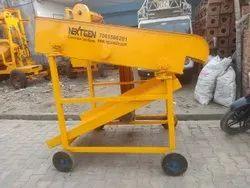 Mild Steel Sand Screening Machine
