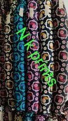N K Prints Nighty Nightgown Cotton Printed Fabrics