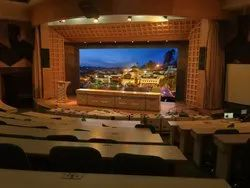 Indoor LED Wall For Auditorium