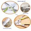 Stainless Steel Multifunctional Kitchen Scissors
